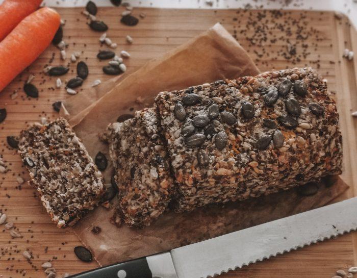 Wohlfühlbrot – ohne Mehl – glutenfrei – vegan – Allergikerfreundlich